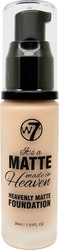W7 Cosmetics Matte Made In Heaven Natural Beige 30ml
