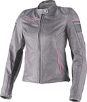 Dainese Michelle Lady Leather Smoke/Black/Fuchsia