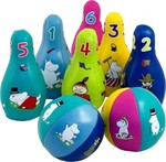 Barbo Toys Σετ bowling Moomin