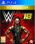 WWE 2K18 (Deluxe Edition) PS4