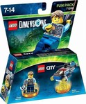 Lego Dimensions - Chase McCain