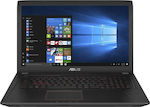 Asus FX753VD-GC086T (i5-7300HQ/8GB/1TB + 128GB/GeForce GTX 1050/FHD/W10)