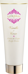 E Coudray Vanille et Coco Body Cream Tube 125ml