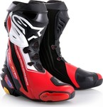 Alpinestars Limited Edition Victory Supertech R Black/White/Red