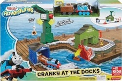 Fisher Price Thomas & Friends: Cranky at the Docks