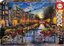 Amsterdam Love 2000pcs (17127) Educa