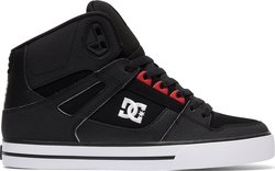 DC Spartan High WC 302523-XKRK Black / Red
