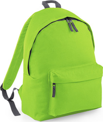 Bagbase BG125J Lime Green / Graphite Grey