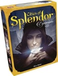 Space Cowboys Games Cities Splendor Expansion