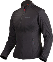 Nordcap Softshell Lady Black