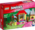 Lego Juniors: White S Forest Cottage 10738