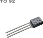 BC546B NPN 65V,0.1A,0.5W,100MHz TO92