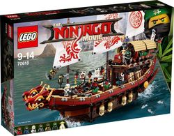 Lego NinjaGo: Movie 70618