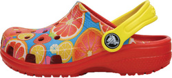 Body Action Classic Fruit Clog 204114-8C1