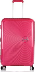 American Tourister Soundbox Spinner 88474-5502 Large Pink