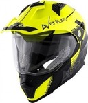 Kappa Moto KV30 Enduro Adventure Matt Yellow-Black