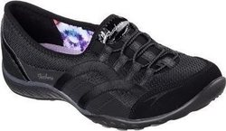Skechers Relaxed Fit Breathe Easy Faithful 23030-BLK
