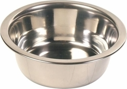 Bowl for dogs TRIXIE stainless steel 2.8L