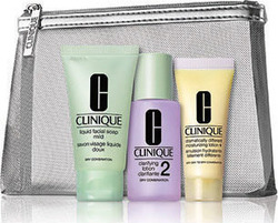 Clinique 3 Step Concern Kit 1/2