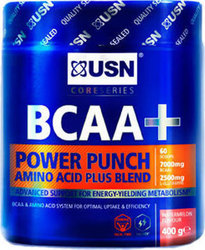 USN BCAA+ Power Punch 400gr Lemonade