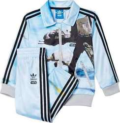 8f8182a2cf0 Adidas Star Wars At-at Firebird Track Suit AB1847