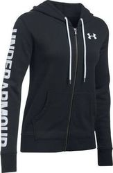 Under Armour Favourite Fleece Full Zip Hoodie 1302361-001