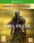 Dark Souls III: The Fire Fades Edition (GOTY) XBOX ONE