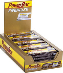 PowerBar Energize 25x 55gr Cookies & Cream