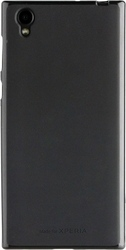 Roxfit Simply Soft Shell Μαύρο (Xperia L1)