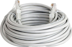Eurolan U/UTP Cat.6 Cable 7.5m Γκρι (PC6E075-ELC)