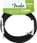 Fender Cable 6.3mm male - 6.3mm male 6m (0990820008)