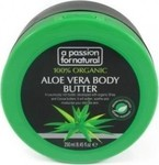 Passion For Natural Aloe Vera Body Butter 250ml