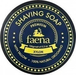 Faena Shaving Soap Tallow Xylon 150gr