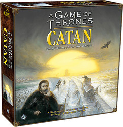 Fantasy Flight A Game of Thrones: Catan - Brotherhood of the Watch