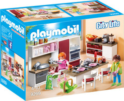 Playmobil City Life: Κουζίνα