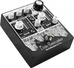 EarthQuaker Devices Data Corrupter Modulated Monophonic PLL Harmonizer EQDDCOR