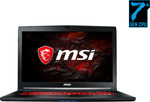 MSI GL72M 7REX (i7-7700HQ/8GB/1TB + 128GB/GeForce GTX 1050 Ti/FHD/W10)