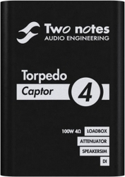 Two Notes Torpedo Captor 4