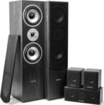 Fenton 5.0 Home Theatre System 100.330 Black