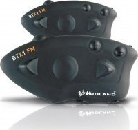 Midland BTX1 FM Plus Twin pack