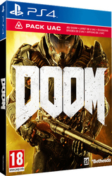 DOOM (UAC Pack Edition) PS4