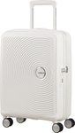 American Tourister Soundbox Spinner Expandable Pure White 88472-2343 Cabin