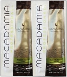 Macadamia Natural Oil Duo Foil Pack Nourishing Moisture Shampoo 10ml & Conditioner 10ml