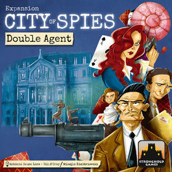 Stronghold Games City of Spies: Double Agent