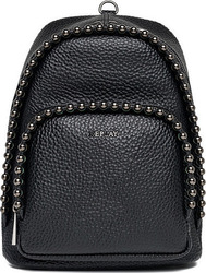 Replay Studded Faux Leather