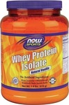 Now Foods Sports Whey Protein Isolate 907gr Βανίλια
