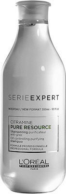 L'Oreal Serie Expert Citramine Pure Resource Oil Controlling Purifying Shampoo 300ml