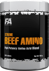 FA Fitness Authority Xtreme Beef Amino 600 ταμπλέτες
