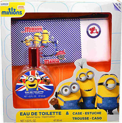 Air-Val Minions Eau de Toilette 30ml & Case