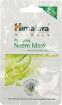 Himalaya Purifying Neem Mask 2x7.5ml